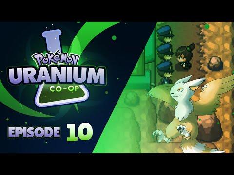 ESHOUTEN??? | Pokemon Uranium #10 w/Iyokuu