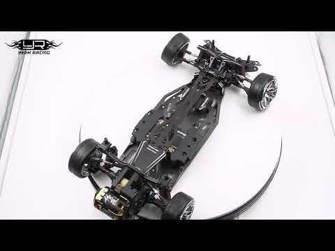 Yeah Racing Dark Drifter 6-Slots LED Light Kit 1:10 RC Car On Road #LK-0002