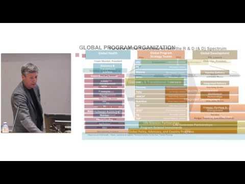 Global Leadership Series: Bill & Melinda Gates Foundation