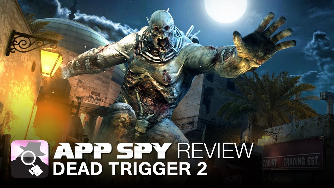 Dead Trigger 2 iOS iPhone / iPad Gameplay Review - AppSpy.com