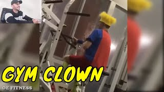 35 GYM CLOWNS That Will Leave You Speechless