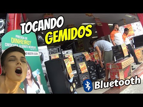 COLOCANDO GEMIDO DE MULHER NAS RÁDIOS DAS LOJAS #GersonResponde03