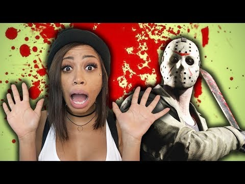 BOZE IS A SERIAL KILLER - FRIDAY THE 13TH