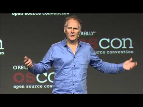 """OSCON 2012: Tim O'Reilly, """"The Clothesline Paradox and the Sharing Economy"""""""