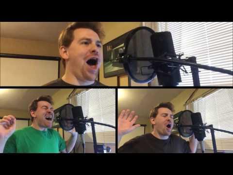 Who I'd Be - Shrek the Musical Cover