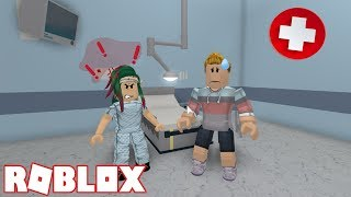 🏥 VISIT NIA IN THE HOSPITAL AND SALE VERY WRONG! 😯 ROBLOX BLOXBURG CAP. 11