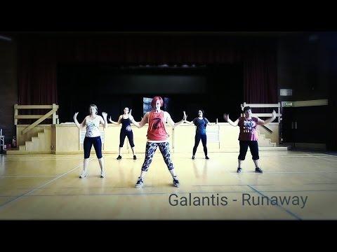 Galantis, Runaway (U&I) - Zumba with Helen