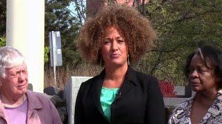 Rachel Dolezal steps down from NAACP