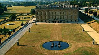 The Staggering Number of Staff Needed for This Stately Home