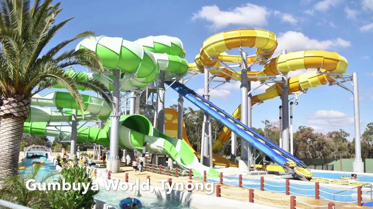Fun parks near melbourne