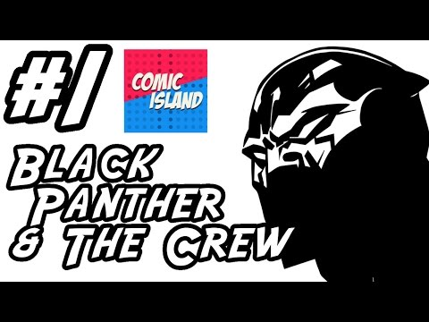 Black Panther & The Crew #1 – Double Consciousness