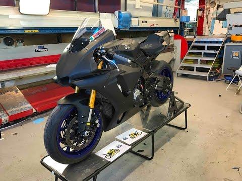 download MPC Racing Yamaha R1 Superstock Build