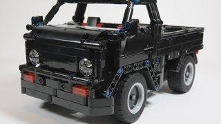 vuclip Lego Technic - RC Mini Truck