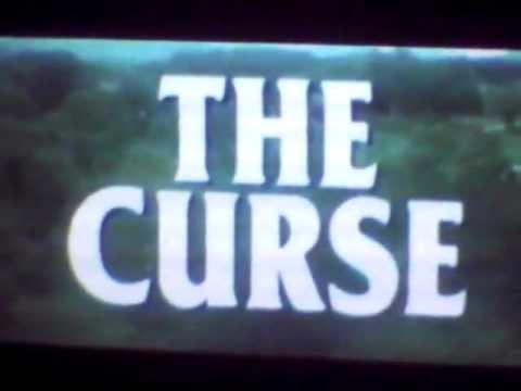 'THE CURSE' T.V. SERIES SNEAK P