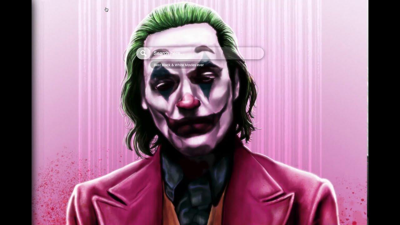 Joker Wallpaper Joker 2019 Movie Theme