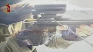 Armi e congegni esplodenti: arrestato un 46enne incensurato a Lanciano