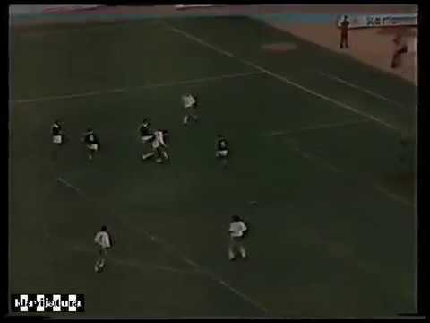 Legendarni komentari Mladen Delic Jugoslavija- Bugarska 3:2 ,1983,golovi,sanse