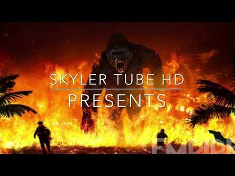 LEGO KONG Skull Island Trailer