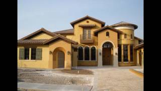 pintura casa casas exterior fachadas colores modernas pintadas fuera naranja perfect muito modelos imagenes amado cx24 1280 source