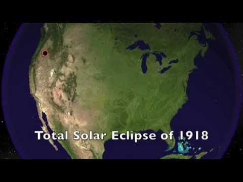 ECLIPSE OF AMERICA - AUGUST 21, 2017