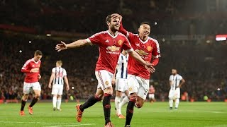 Manchester United 2-0 West Bromwich Albion | Goals Jesse Lingard & Juan Mata | Match Review