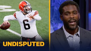 If Baker doesn't beat Ben-less Steelers, there'll be smoke in Cleveland — Vick | NFL | UNDISPUTED