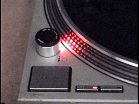 Technics 1200 - Not Just A Pretty Light PT2
