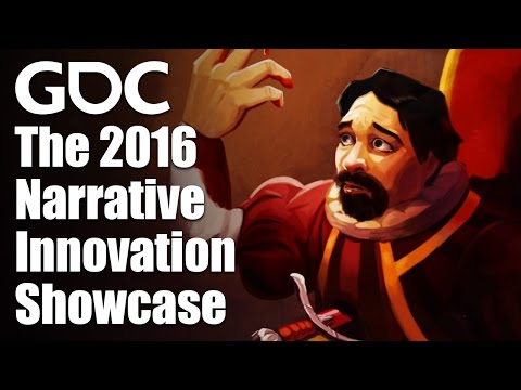 The 2016 Narrative Innovation Showcase