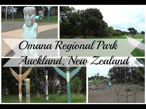 Omana Regional Park, Auckland, New Zealand