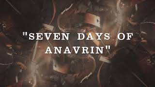 """Lord Of The Lost - Swan Songs III - Snippet #09 - """"Seven Days Of Anavrin"""""""