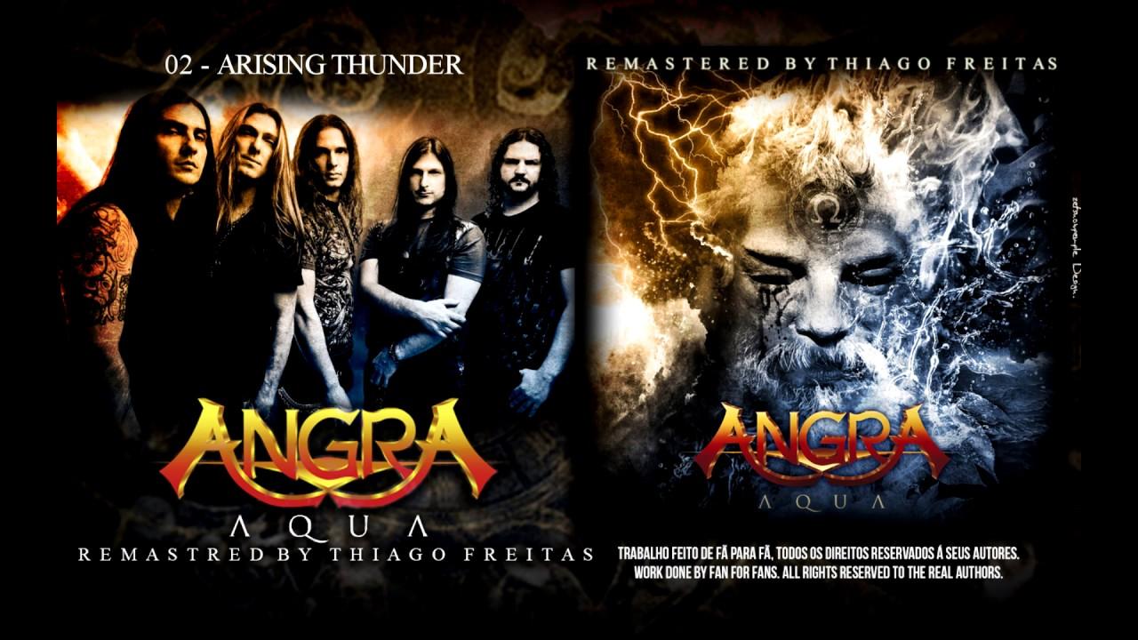 Angra - Arising Thunder | Aqua...