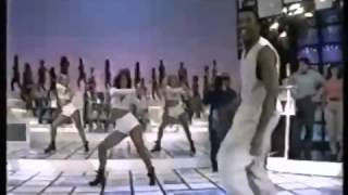 HADDAWAY   What is love live in Brazil 1994 @ Faustão