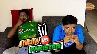 India VS Pakistan Cricket War  | Comedy Munch