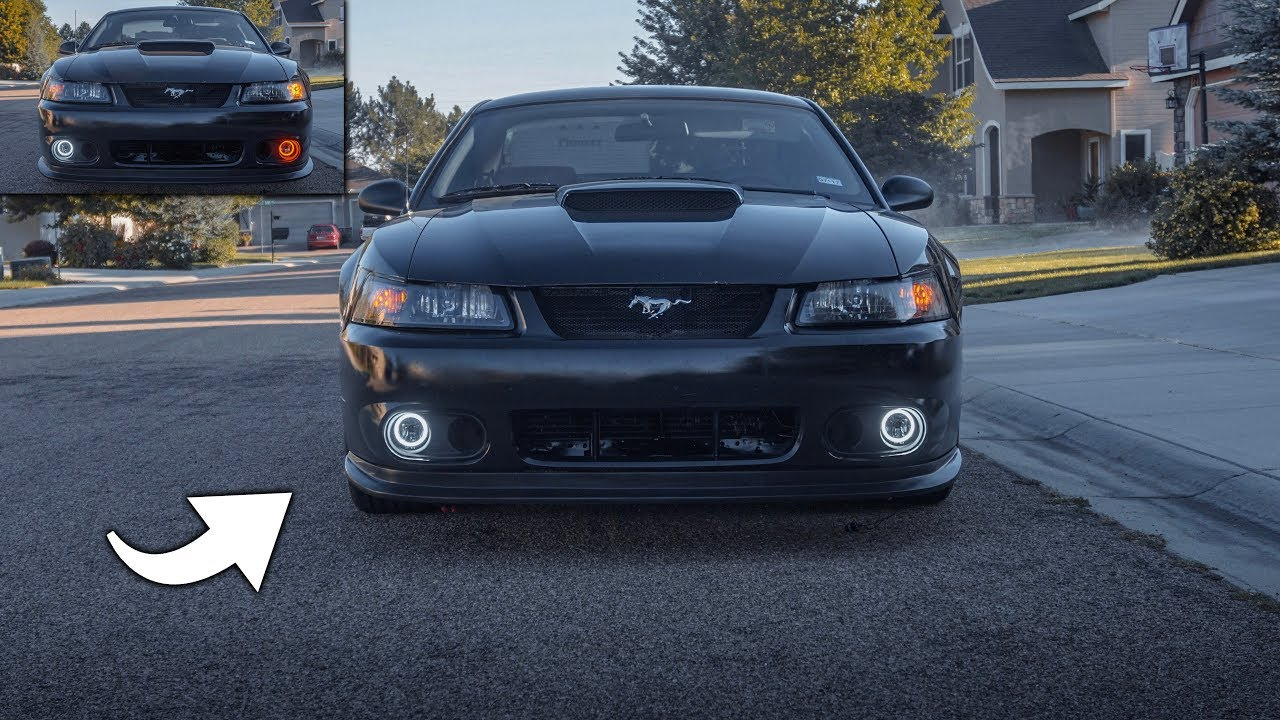 cobra owners you need this halo switchback fog install youtube cobra owners you need this halo switchback fog install