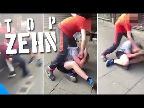 Die 10 schlimmsten Mobbing-Schüler!