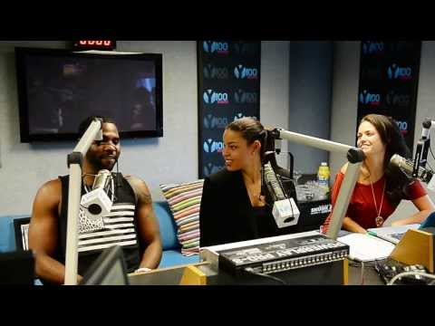 Jordin Sparks And Jason Derulo Talk Marriage, Love And Jason's New Single