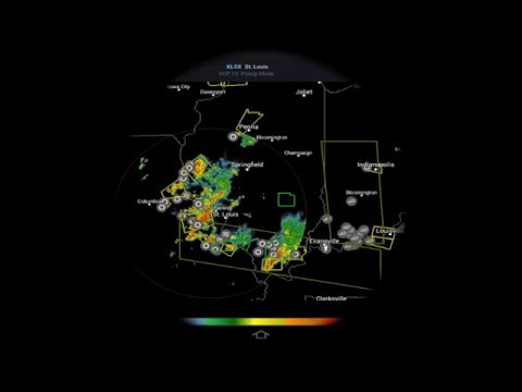 Integrating AllisonHouse Data Feeds With RadarScope v3.0 (Android)