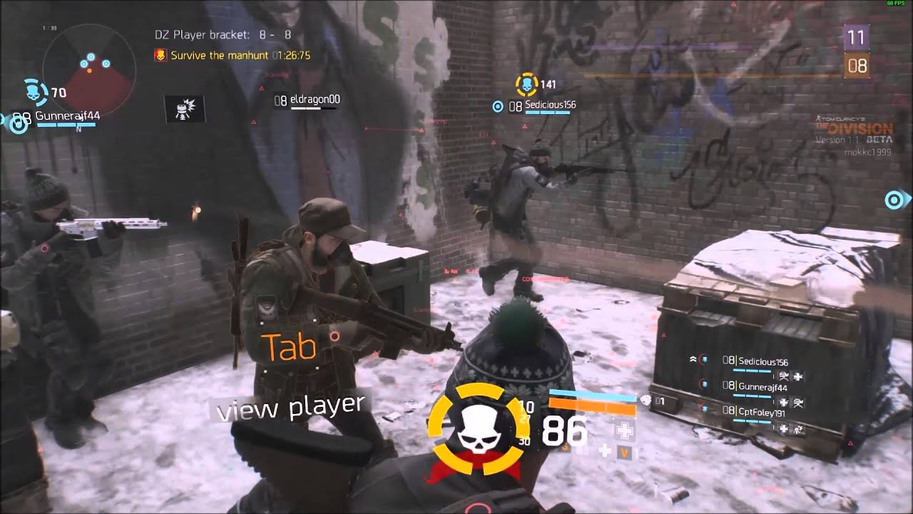 02e2c83dfff The Hunt For The Pom Pom Beanie - The Division Gameplay - YouTube