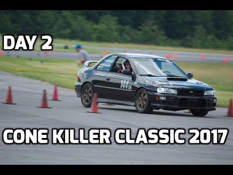 Cone Killer Classic - Day 2