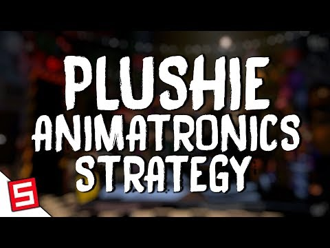 How To Avoid Paying Plushie Animatronics? - FNAF Ultimate Custom Night - FNAF UCN Strategies(Part 3)
