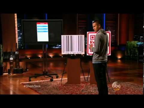 """How A Startup Accidentally """"Hacked"""" Shark Tank With A QR Code"""