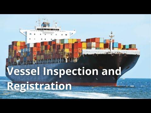 Episode 14: Vessel Inspection and Registration