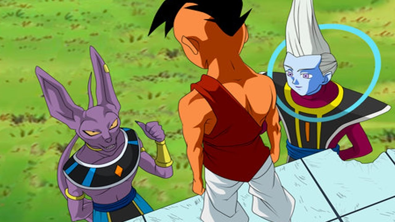 Image result for gohan and piccolo tournament of power