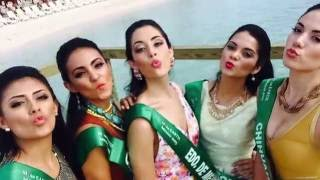 Gambar cover Miss Earth CAMPECHE 2015 PALOMA SANDOVAL