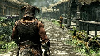 the Elder Scrolls V: Skyrim On Nintendo Switch Lite
