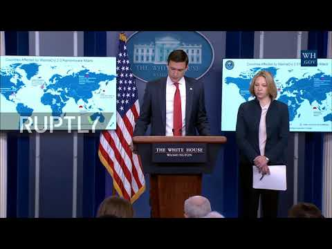 USA: White House fingers North Korea in WannaCry cyber attack