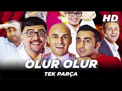Olur Olur!   Türk Komedi Filmi   Full İzle