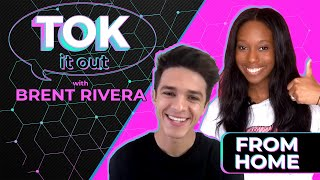 'Tok It Out': Brent Rivera Remembers Vine, and Reacts to Viral TikToks