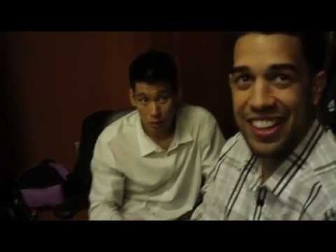 Landry Fields Lockerroom Interview