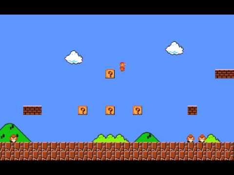 Mario NSEngine Beta C# XNA